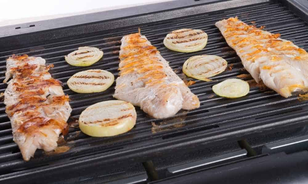 Easy Street Electric Tabletop Grill 9309W Review | The Best Dibs