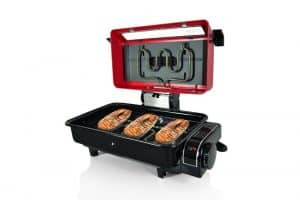 NutriChef Electric Grill Roaster Review