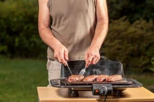 What Types of Electric Grills Are There?