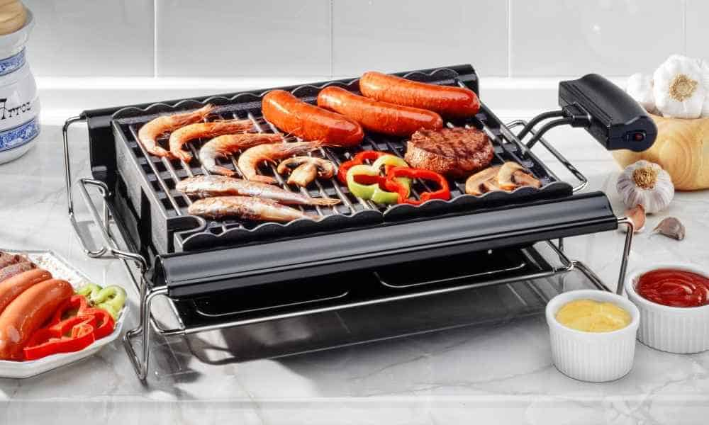 What is An Electric Grill