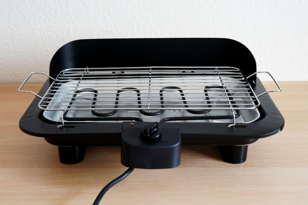 How to Clean Electric Grills Easily
