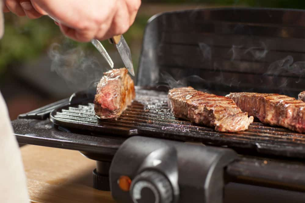 How to Light an Electric Grill