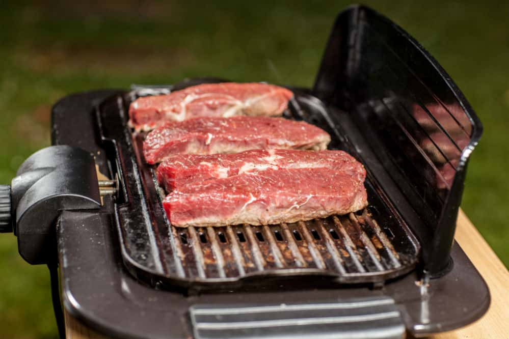 How Long to Cook Steak on Electric Grills