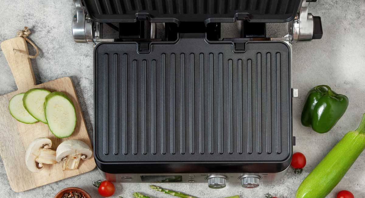 Electric Tailgating Grill
